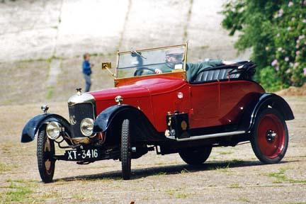 1925 AC 12 hp
