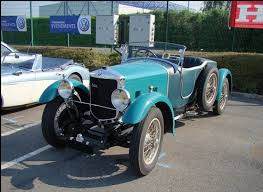 1925 Ballot Cars