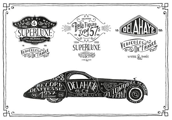 1925 Delahaye-