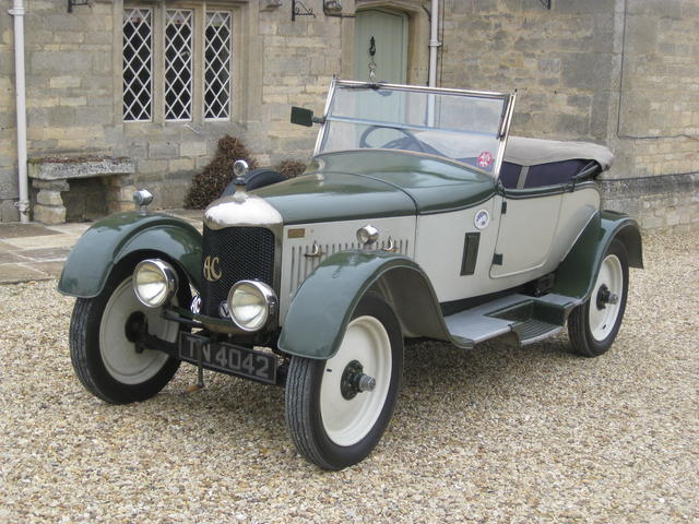 1926 AC Royal 12hp Tourer