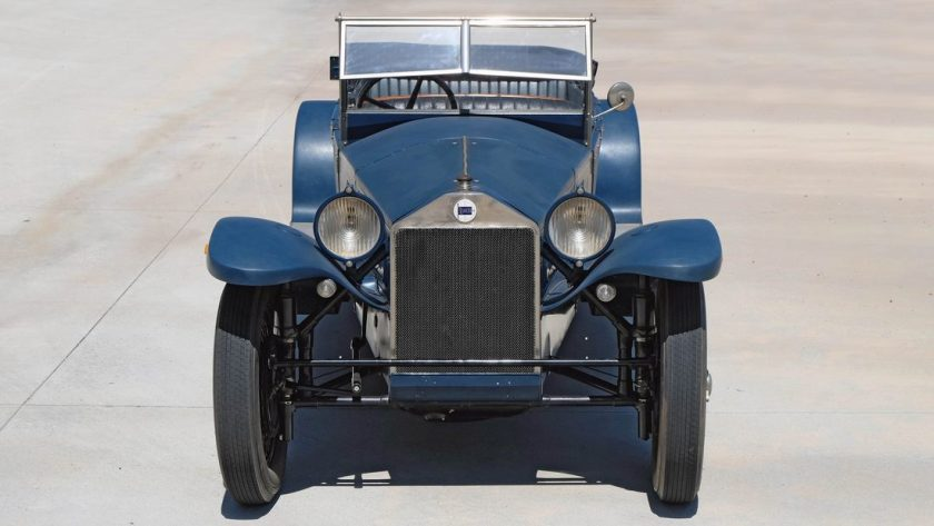 1926 Lancia Lambda 6th Series Torpedo Tourer a