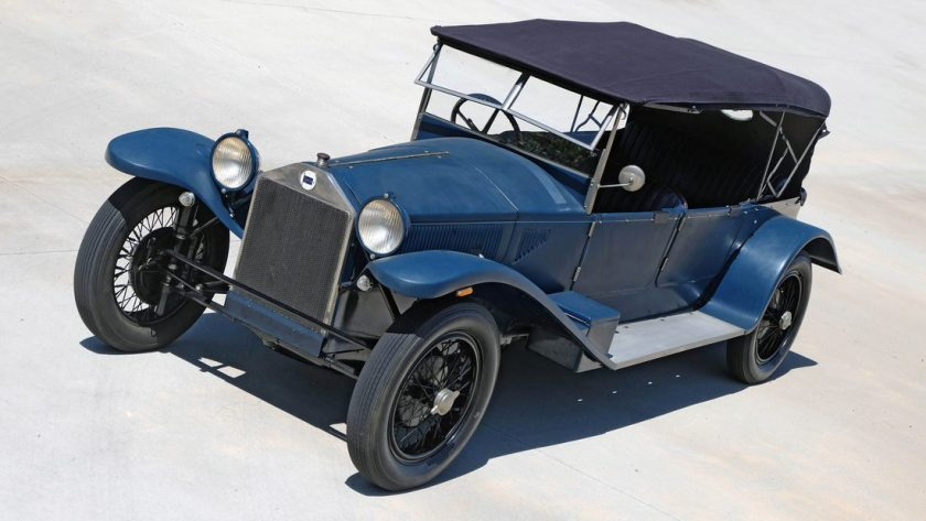 1926 Lancia Lambda 6th Series Torpedo Tourer b