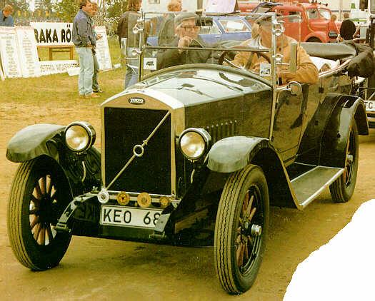 1926 Volvo OV4 1