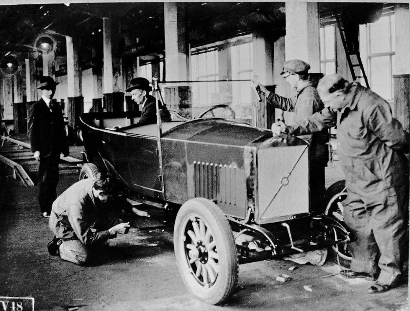 1926 Volvo OV4 3