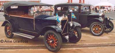 1926 Volvo OV4 4