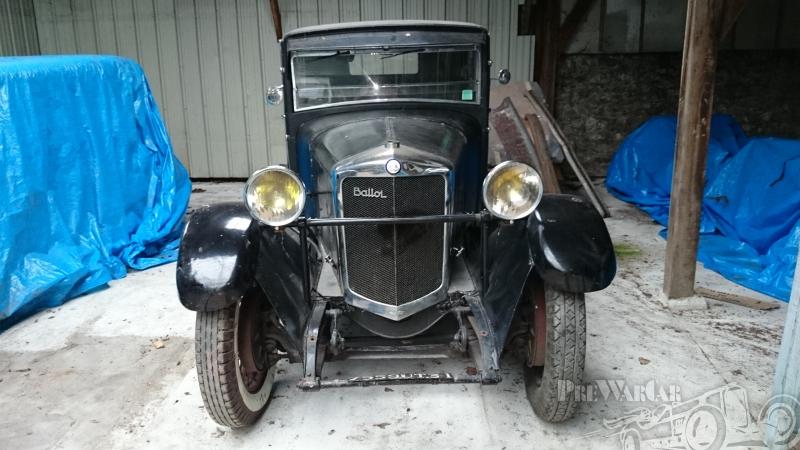 1927 Ballot LT Berline 1
