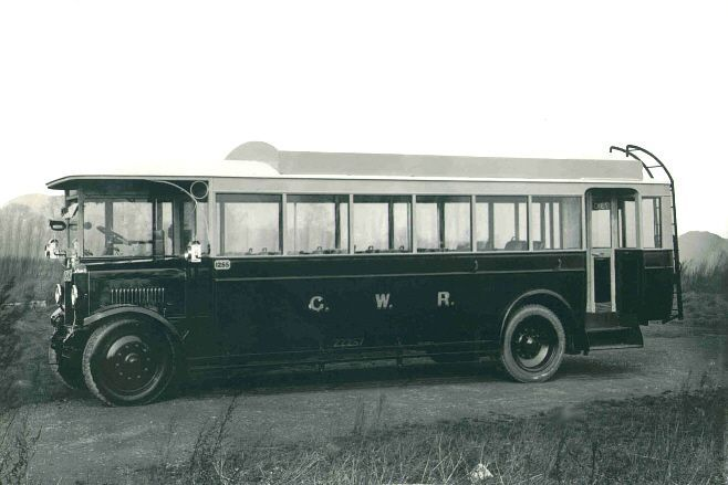 1927 Guy FBB (chassis number 22257) with a Hall Lewis B32R body