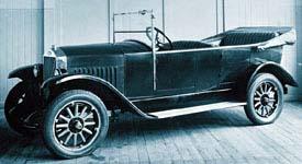 1927 Volvo OV4 2