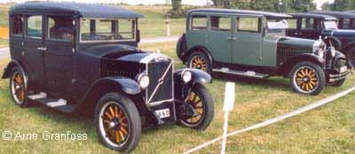 1927 Volvo PV4 3