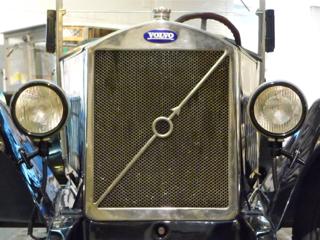 1927 Volvofront