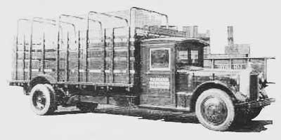1928 ACF truck