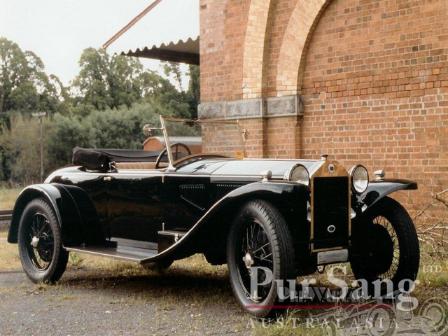 1928 Lancia Lambda 8th Serie Roadster