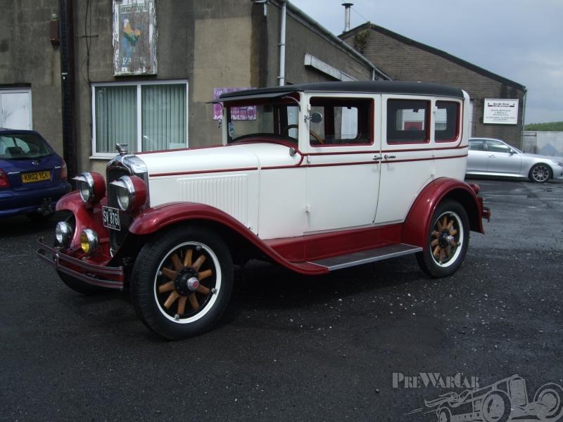 1928 Pontiac Saloon 4 door