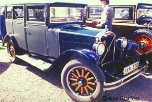 1928 Volvo PV4 5
