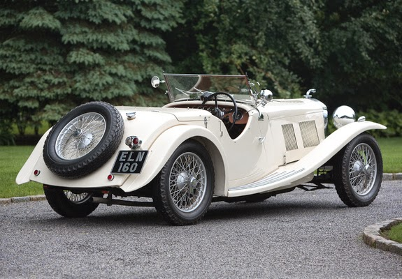 1929 AC Six (16-40, 16-56 and 16-66) car a