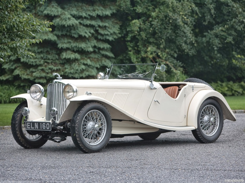 1929 AC Six (16-40, 16-56 and 16-66) car b