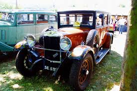 1929 UNIC type L 11cv berline