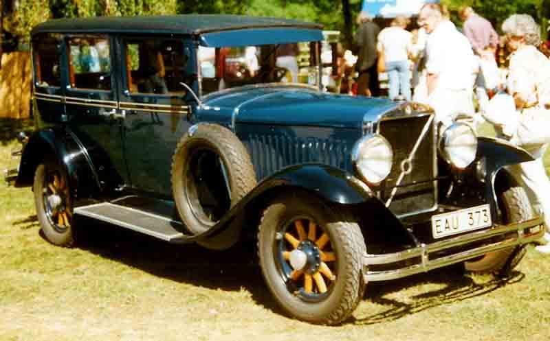 1929 Volvo PV651 Sedan