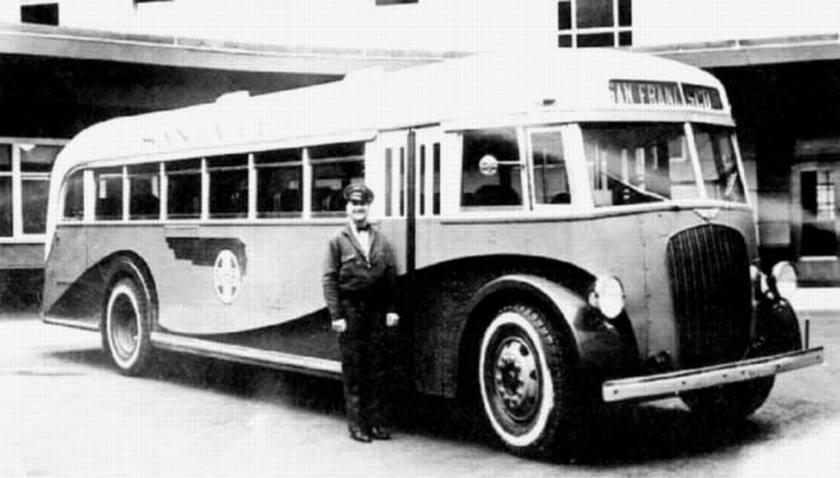 1930 ACF Brill