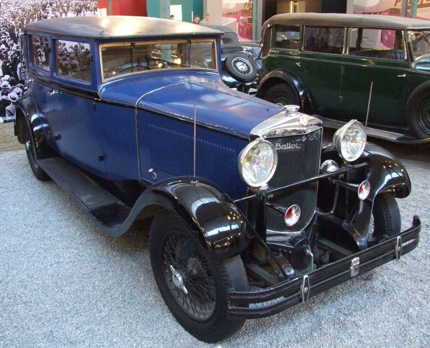 1930 Ballot Berline RH3