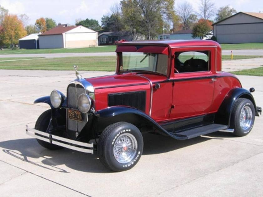 1930 Pontiac a