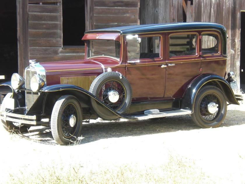 1930 Pontiac b