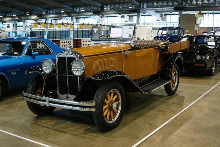 1930 Pontiac roadster