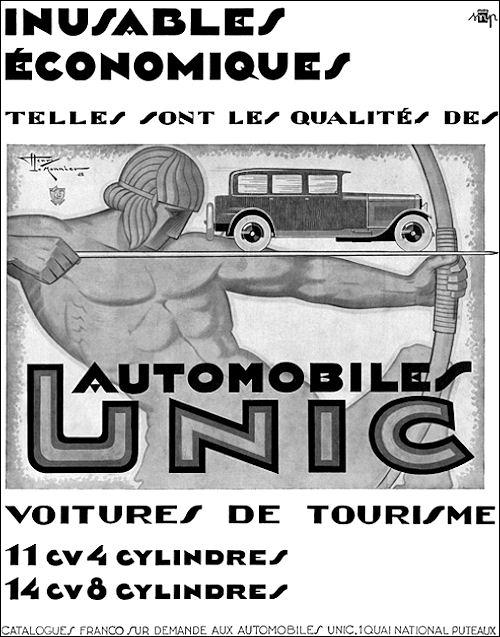 1930 Unic a