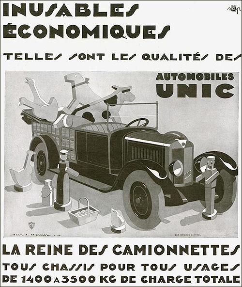 1930 Unic