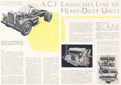 1931 ACF truck 2