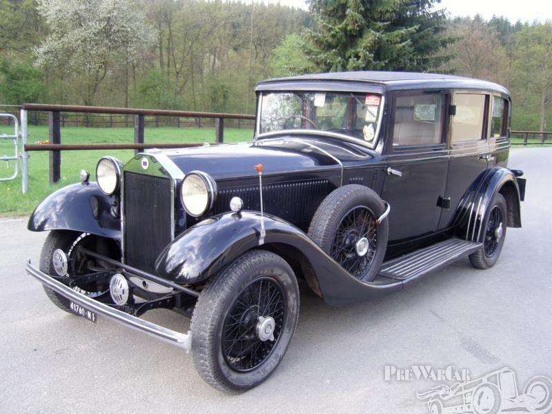 1932 Lancia Astura Boneschi