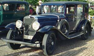 1933 Volvo PV652