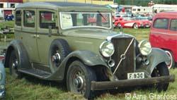 1933 Volvo PV654 1