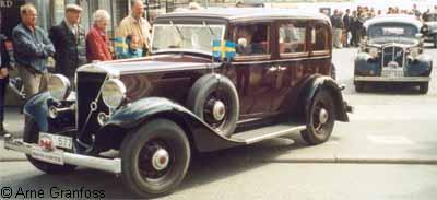 1933 Volvo PV654 4