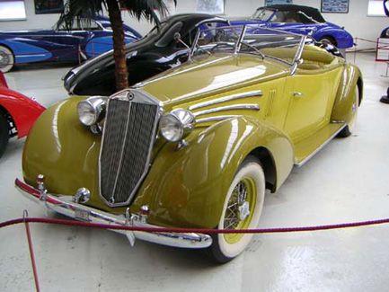 1935 Lancia Astura Roadster Pininfarina