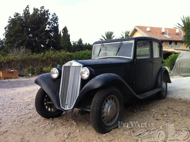1935 Lancia Augusta (2)