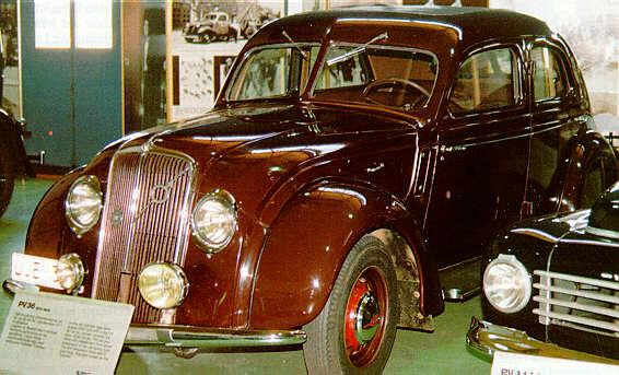 1935 Volvo PV36