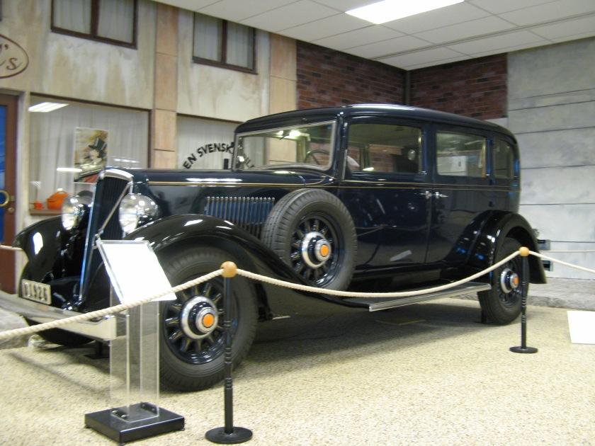 1935 Volvo TR704