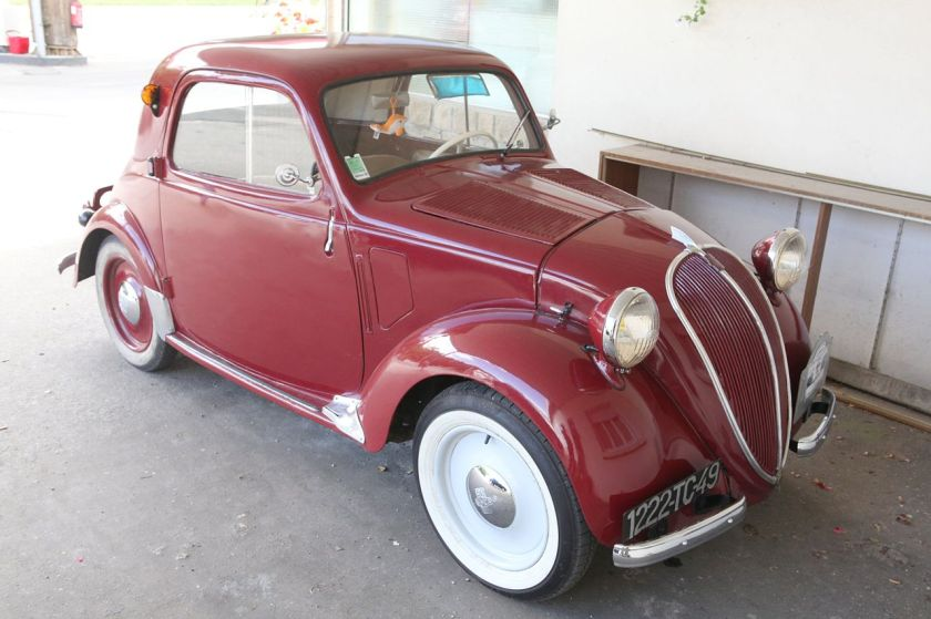1936 - 1948 Simca 5