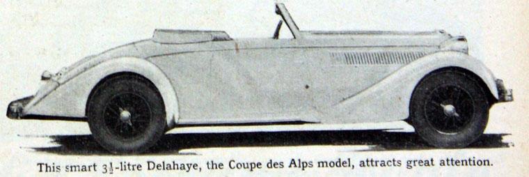 1936 Delahaye 1
