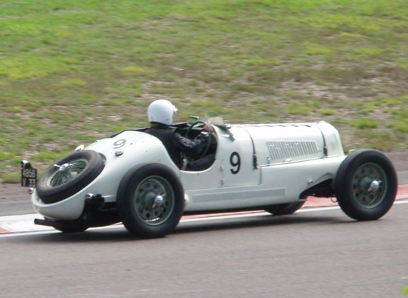 1936 Delahaye 135 compétition