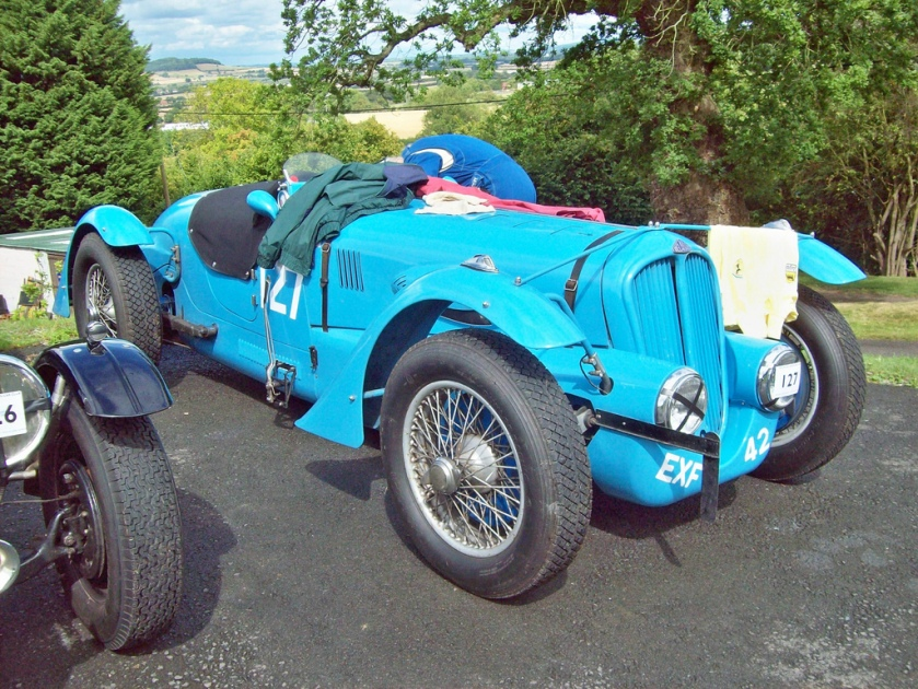 1936 Delahaye 135 Engine 3557cc S6