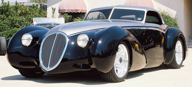 1936 Delahaye Boyd Coddington