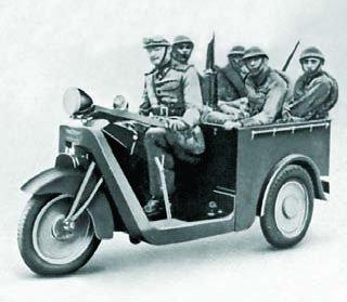 1936 Mazda КС