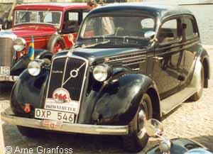 1936 Volvo PV51 1