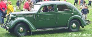 1936 Volvo PV52 2