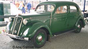 1936 Volvo PV52 3