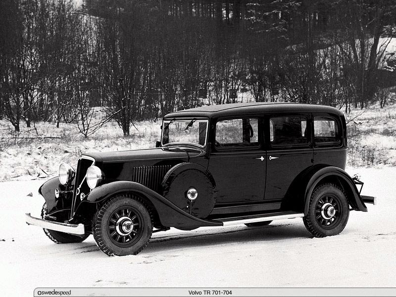 1936 Volvo TR704 2