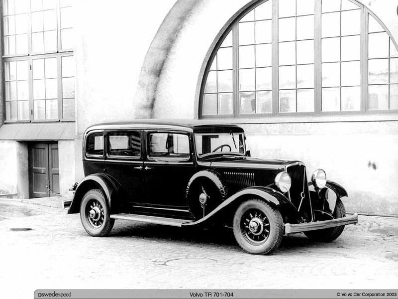 1936 Volvo TR704 3