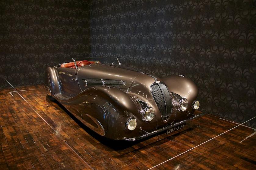 1937 Delahaye 135 MS roadster x octavio